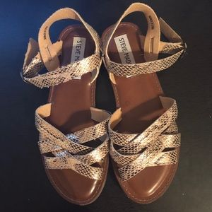 Steve Madden Sunrise Sandals - Never worn!